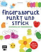 Fingerabdruck, Punkt und Strich - Zeichenspaß auf Fingerabdrücken, Emberley, Ed, EAN/ISBN-13: 9783960936190