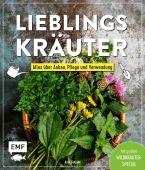 Lieblingskräuter - Alles über Anbau, Pflege und Verwendung, Gutjahr, Axel, EAN/ISBN-13: 9783960937838