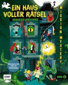 Mission Mystery - Ein Haus voller Rätsel: Schauriger Gruselspaß - Band 3, Martin, Paul, EAN/ISBN-13: 9783960939047