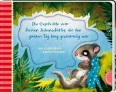 Der kleine Siebenschläfer 4: Die Geschichte vom kleinen Siebenschläfer, der den ganzen Tag lang grummelig war, EAN/ISBN-13: 9783522459518