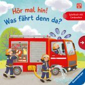 Hör mal hin! Was fährt denn da?, Grimm, Sandra, Ravensburger Verlag GmbH, EAN/ISBN-13: 9783473438341