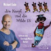 Jim Knopf und die Wilde 13 - Die ungekürzte Lesung, Ende, Michael, Silberfisch, EAN/ISBN-13: 9783745602265