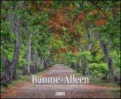 Bäume - Alleen 2021 - Wandkalender 52 x 42,5 cm - Spiralbindung, DUMONT Kalenderverlag Gmbh & Co. KG, EAN/ISBN-13: 4250809647166