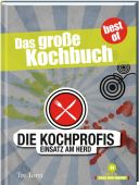 Die Kochprofis 4 - Das große Kochbuch - Einsatz am Herd