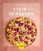 1 Teig - 50 Kuchen, Greifenstein, Gina, Gräfe und Unzer, EAN/ISBN-13: 9783833866210