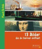 13 Bilder, die du kennen solltest, Wenzel, Angela, Prestel Verlag, EAN/ISBN-13: 9783791341729