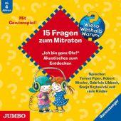 15 Fragen zum Mitraten, Jumbo Neue Medien & Verlag GmbH, EAN/ISBN-13: 9783833731976
