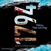 1794, Natt och Dag, Niklas, Osterwold audio, EAN/ISBN-13: 9783869524429