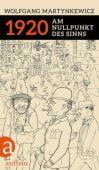 1920, Martynkewicz, Wolfgang, Aufbau Verlag GmbH & Co. KG, EAN/ISBN-13: 9783351037772