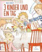 3 Kinder und ein Tag, Székessy, Tanja, Klett Kinderbuch Verlag GmbH, EAN/ISBN-13: 9783954701223