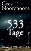 533 Tage, Nooteboom, Cees, Suhrkamp, EAN/ISBN-13: 9783518425565