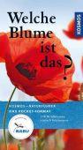 Welche Blume ist das?, Dreyer, Eva-Maria/Dreyer, Wolfgang, Franckh-Kosmos Verlags GmbH & Co. KG, EAN/ISBN-13: 9783440164426