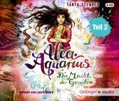 Alea Aquarius. Die Macht der Gezeiten - Teil 2 (4CD), Stewner, Tanya, Oetinger audio, EAN/ISBN-13: 9783837310696