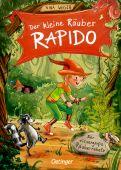 Der kleine Räuber Rapido 1, Weger, Nina, Verlag Friedrich Oetinger GmbH, EAN/ISBN-13: 9783789114786