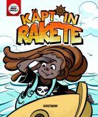 Käpt*in Rakete, Hooligans Gegen Satzbau, Verlag Antje Kunstmann GmbH, EAN/ISBN-13: 9783956143496