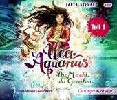 Alea Aquarius. Die Macht der Gezeiten - Teil 1 (4CD), Stewner, Tanya, Oetinger audio, EAN/ISBN-13: 9783837310566