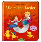 Alle meine Lieder, Verlag Friedrich Oetinger GmbH, EAN/ISBN-13: 9783789165900