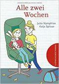 Alle zwei Wochen, Nymphius, Jutta, Tulipan Verlag GmbH, EAN/ISBN-13: 9783864294266