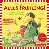 Alles Frühling!: Alles gefärbt, Alles wächst, Alles Freunde (Kleiner Rabe Socke ), Silberfisch, EAN/ISBN-13: 9783745600421