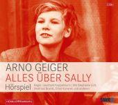 Alles über Sally, Geiger, Arno, Hörbuch Hamburg, EAN/ISBN-13: 9783899033755