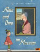 Alma und Oma im Museum, Heidelbach, Nikolaus, Beltz, Julius Verlag, EAN/ISBN-13: 9783407754486