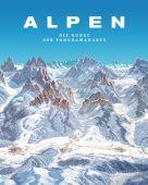 Alpen Die Kunst der Panoramakarte, Dauer, Tom, Prestel Verlag, EAN/ISBN-13: 9783791385860
