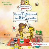 Als der kleine Tiger einmal der Bär sein wollte, Fickel, Florian, Oetinger Media GmbH, EAN/ISBN-13: 9783837310948