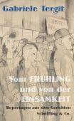 Vom Frühling und von der Einsamkeit, Tergit, Gabriele, Schöffling & Co. Verlagsbuchhandlung, EAN/ISBN-13: 9783895614941