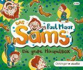 Das Sams - Die große Sams Hörspielbox, Maar, Paul, Oetinger audio, EAN/ISBN-13: 9783837310276