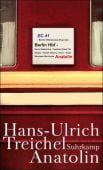 Anatolin, Treichel, Hans-Ulrich, Suhrkamp, EAN/ISBN-13: 9783518419595