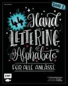Handlettering 44 Alphabete - Für alle Anlässe - Band 2, Strauß, Timo, Edition Michael Fischer GmbH, EAN/ISBN-13: 9783745900170