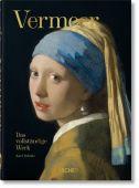 Vermeer. Das vollständige Werk. 40th Anniversary Edition, Schütz, Karl, Taschen Deutschland GmbH, EAN/ISBN-13: 9783836587907