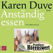 Anständig essen, Duve, Karen, Roof-Music Schallplatten und, EAN/ISBN-13: 9783864840005