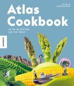 Atlas Cookbook, Carrington, Charlie, Knesebeck Verlag, EAN/ISBN-13: 9783957283993