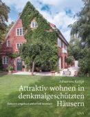 Attraktiv wohnen in denkmalgeschützten Häusern, Kottjé, Johannes, EAN/ISBN-13: 9783421039590