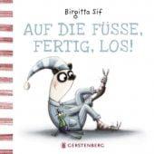 Auf die Füße, fertig, los!, Sif, Birgitta, Gerstenberg Verlag GmbH & Co.KG, EAN/ISBN-13: 9783836959704