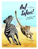 Auf Safari!, Klepeis, Alicia, Die Gestalten Verlag GmbH & Co.KG, EAN/ISBN-13: 9783899557817