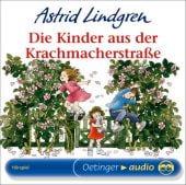 Die Kinder aus der Krachmacherstraße, Lindgren, Astrid, Oetinger audio, EAN/ISBN-13: 9783837301960