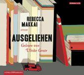 Ausgeliehen, Makkai, Rebecca, Hörbuch Hamburg, EAN/ISBN-13: 9783899031546