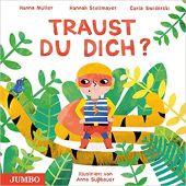 Traust du dich?, Müller, Hanna/Stollmayer, Hannah/Swiderski, Carla, Jumbo Neue Medien & Verlag GmbH, EAN/ISBN-13: 9783833741449