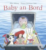 Baby an Bord, Ahlberg, Allan, Moritz Verlag, EAN/ISBN-13: 9783895653612