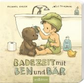 Badezeit mit Ben und Bär, Engler, Michael, Ars Edition, EAN/ISBN-13: 9783845833606
