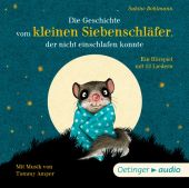 Die Geschichte vom kleinen Siebenschläfer, der nicht einschlafen konnte, Bohlmann, Sabine, EAN/ISBN-13: 9783837309843