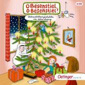 O Besenstiel, o Besenstiel!, Ludwig, Sabine, Oetinger Media GmbH, EAN/ISBN-13: 9783837311273