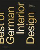 Best of German Interior Design, Distanz Verlag GmbH, EAN/ISBN-13: 9783954761807