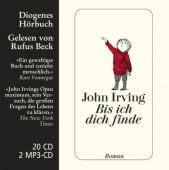 Bis ich dich finde, Irving, John, Diogenes Verlag AG, EAN/ISBN-13: 9783257800081