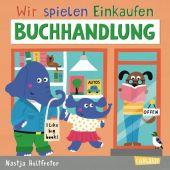 Buchladen, Holtfreter, Nastja, Carlsen Verlag GmbH, EAN/ISBN-13: 9783551172174