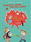 Carlotta, Henri und das Leben - Die Küche steht Kopf, Beckmann, Anette, Tulipan Verlag GmbH, EAN/ISBN-13: 9783864293382