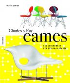 Charles & Ray Eames, Quinton, Maryse, Knesebeck Verlag, EAN/ISBN-13: 9783868738483