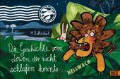 Die Geschichte vom Löwen, der nicht schlafen konnte, Baltscheit, Martin, Beltz, Julius Verlag, EAN/ISBN-13: 9783407758149